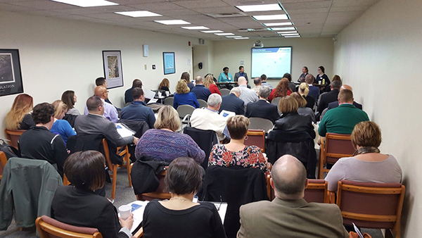 PA Serves In Progress Review Photo